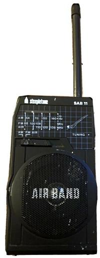 old airband radio